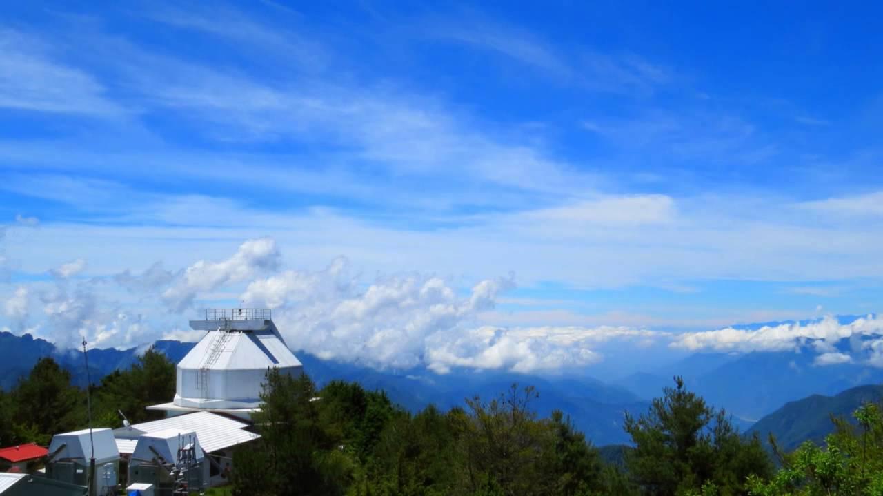 鹿林天文台2130602 - YouTube