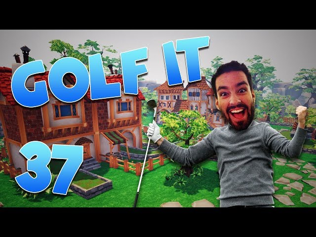 Brian's A Dope & 360 No Scopes! (Golf It #37)