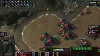 TvT   Soul vs Basior  g5  GeForce Cup - Emil & Indy