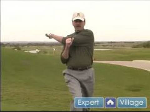 Golf Tips & Techniques : Golf Warm Up Tips