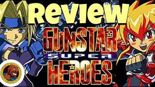 Gunstar Super Heroes review