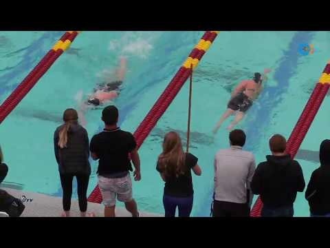 CCCAA Mens & Women's Swimming State Championship Finals LIVE 5/5/18