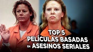 Top 5 de Películas Basadas en Asesinos Seriales