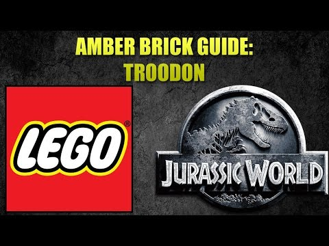 How to Unlock the Troodon in LEGO Jurassic World