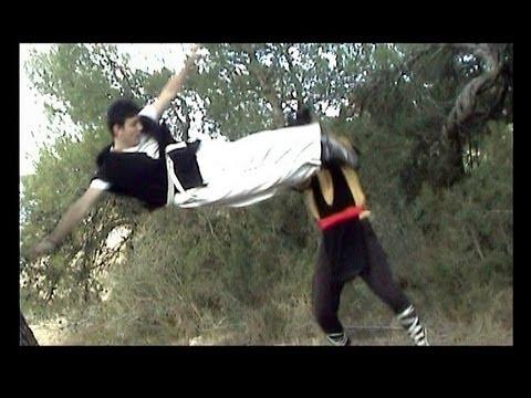 Los Tres Dragones De Occidente El Ocaso Del Ninja Fight Episode 8