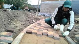 Садовая дорожка (тротуарная плитка) своими руками(, 2015-10-15T12:06:30.000Z)