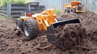 Strats RC - Bulldozing with the HuiNa Toys 1520