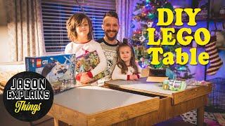 DIY LEGO Table: 2020 Christmas Special!