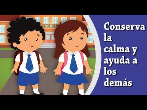 Cuarto Simulacro Nacional Escolar -San Martín - Inundaciones 2019