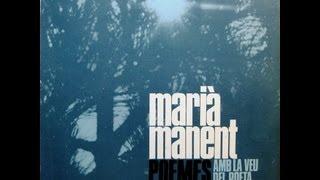 Marià Manent - Poemes Amb La Veu Del Poeta - EP 1964