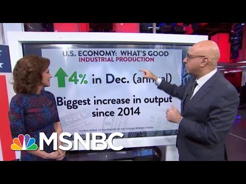 What Is The State Of The U.S. Economy? | Velshi & Ruhle | MSNBC
