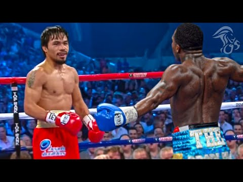 25 Times Manny Pacquiao Showed Crazy Boxing