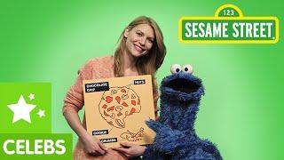 Sesame Street: Claire Danes has a Cookie Diagram