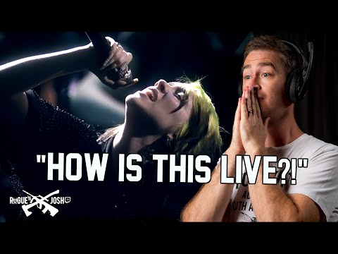Billie Eilish – No Time To Die (Live from the BRIT Awards, London) Aussie Rock Bass Player REACTION!