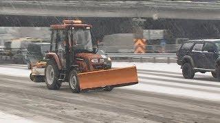 Снігопади в Україні: наслідки негоди...