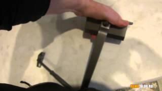 видео Железная тамбурная дверь ДТ-15