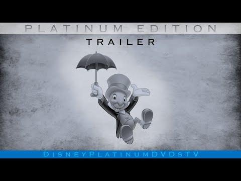 Pinocchio (70th Anniversary Platinum Edition) Spring 2009