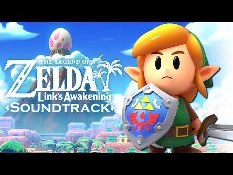 Guardian Acorn & Power Piece (No Intro) - The Legend of Zelda: Link's Awakening (2019) Soundtrack