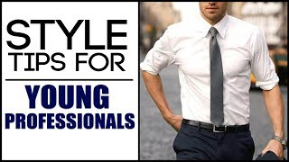5 Style Items Every Young Professional NEEDS | Style Tips for Professionals | Mayank Bhattacharya