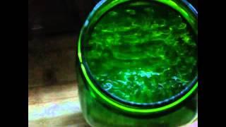 Acqua e vibrazioni