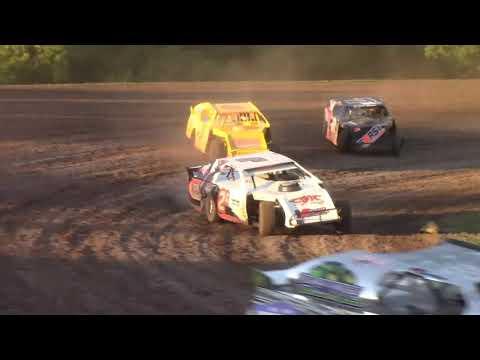 "Salina Speedway ""Mel Hambelton Ford"" IMC N. SportMods 7-12-19 (Heats & Feature)"