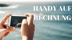 Handy auf Rechnung bestellen - So geht es einfach