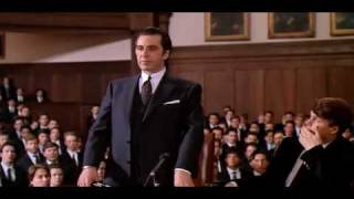 Scent of a Woman Speech