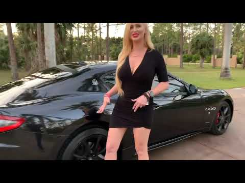 2013 Maserati GranTurismo Sport Review & Test Drive w/MaryAnn For Sale by: AutoHaus of Naples