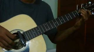 Chura Liya Hai Tumne Jo Dil Ko - Acoustic Guitar Cover