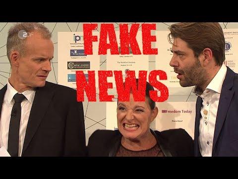 Die Anstalt: Fake News gegen Neoliberalismus, Mont Pèlerin Society und Pinochet