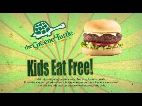 The Greene Turtle: Great Food... Good Times 2011 Spot 2