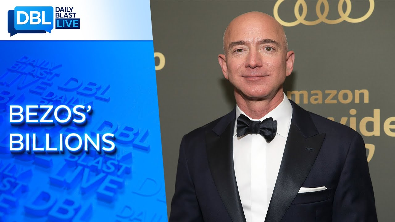 Jeff Bezos says he's giving $10 billion to fight climate change ...