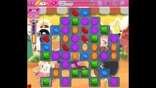candy crush saga  level 688 ★★