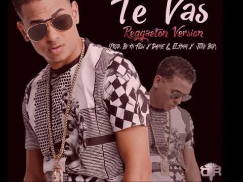 ★ Ozuna   Te Vas Reggaeton Version Oficial★