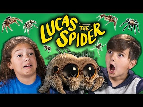 download KIDS REACT TO LUCAS THE SPIDER