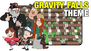 "Gravity Falls ""Theme"" - Minecraft Xbox 
