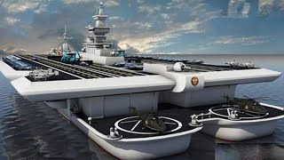 US Build A New Aircraft Carrier The World Afraid Of