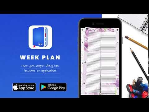 Week Planner (Schedule, To do list, Organizer)