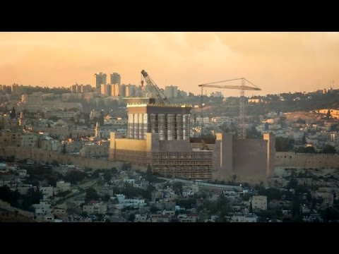 Israel : Israeli Housing Minister calls for the building of the Third Jewish Temple (Nov 05, 2014)