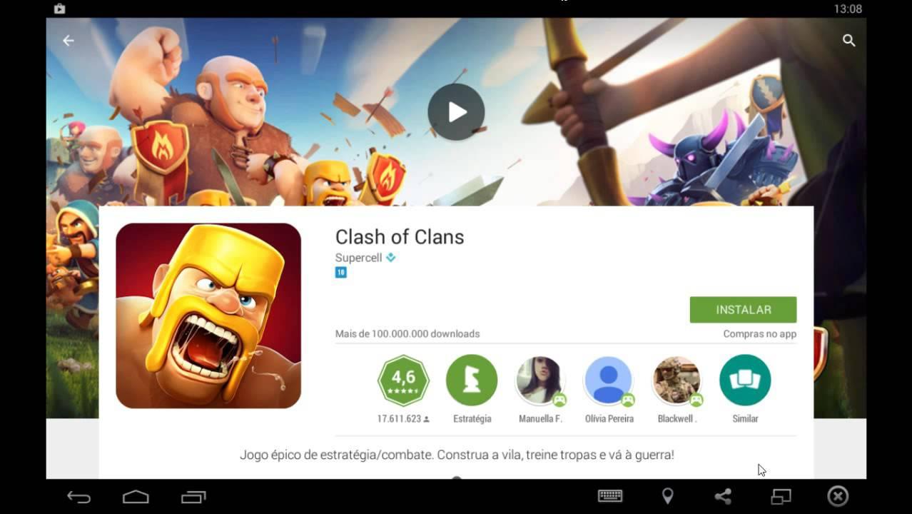 App para jogar jogos de android no pc