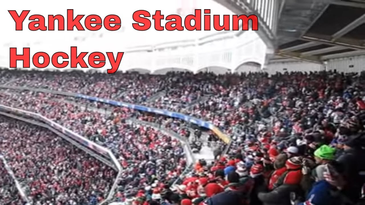 NHL Stadium Series Fan eXperience New Jersey Devils in Yankee Stadium