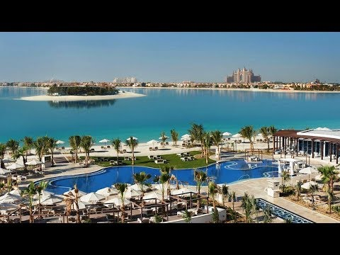 Waldorf Astoria Dubai Palm Jumeirah, Dubai, United Arab Emirates, 5 Star Hotel
