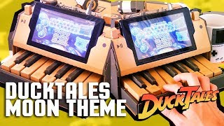 Ducktales Moon Theme feat. Nintendo Labo Piano