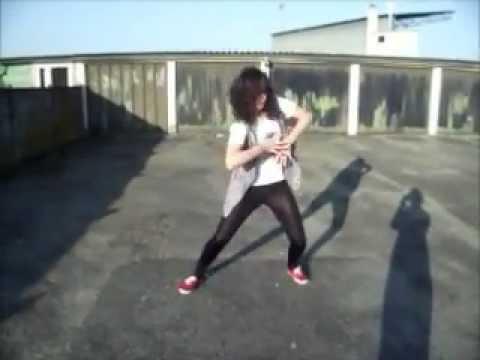 bebe qui fait hip hop