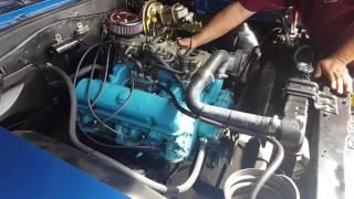 65 GTO 455 tri power
