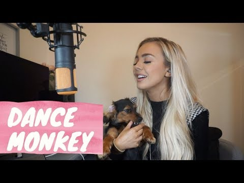 Tones And I - Dance Monkey | Cover