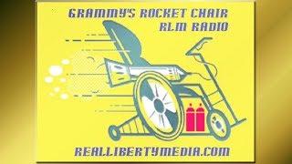 Grammy's Rocket Chair Podcast Blog - 2018-03-14   #Aging #HPV #Indentured #PiDay #StephenHawkin