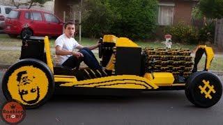 레고 블럭으로 만든 고성능 기계 11