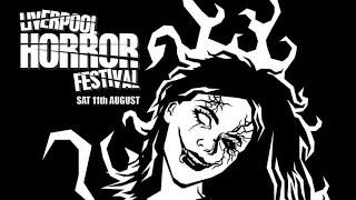 Liverpool horror festival (horror goodie box)