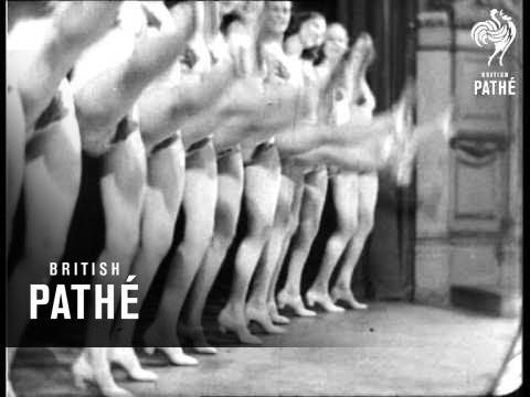 Legs - Joe Noble Cartoon Survey (1932)